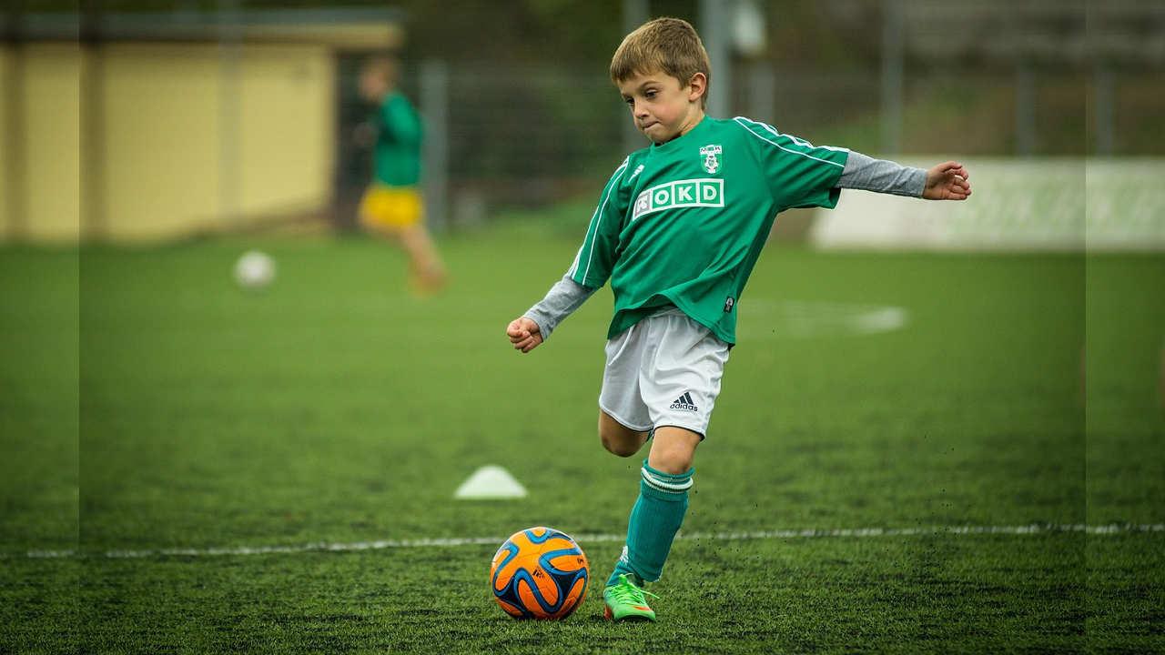 Football skills for kids