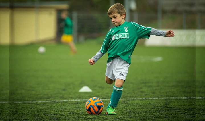 Football skills for kids