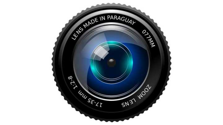 Introduction to camera lenses