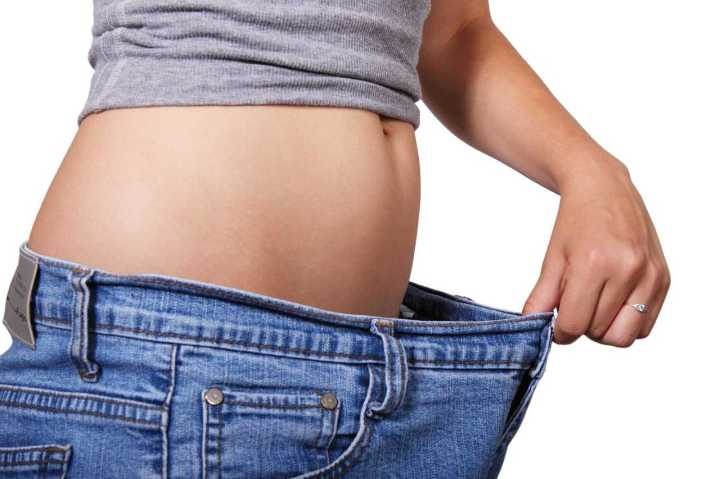 Lose weight belly