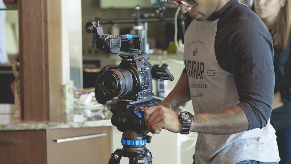 Basics of camera for video making.