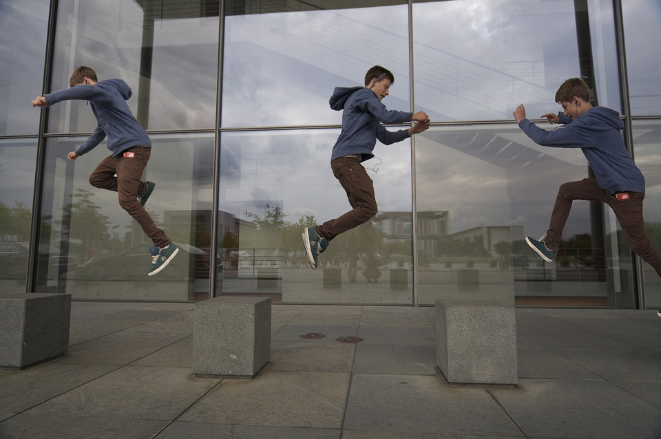 Taking better jumping photos is one the adventures hobby.