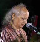 Pandit Jasraj singing Indian classical music