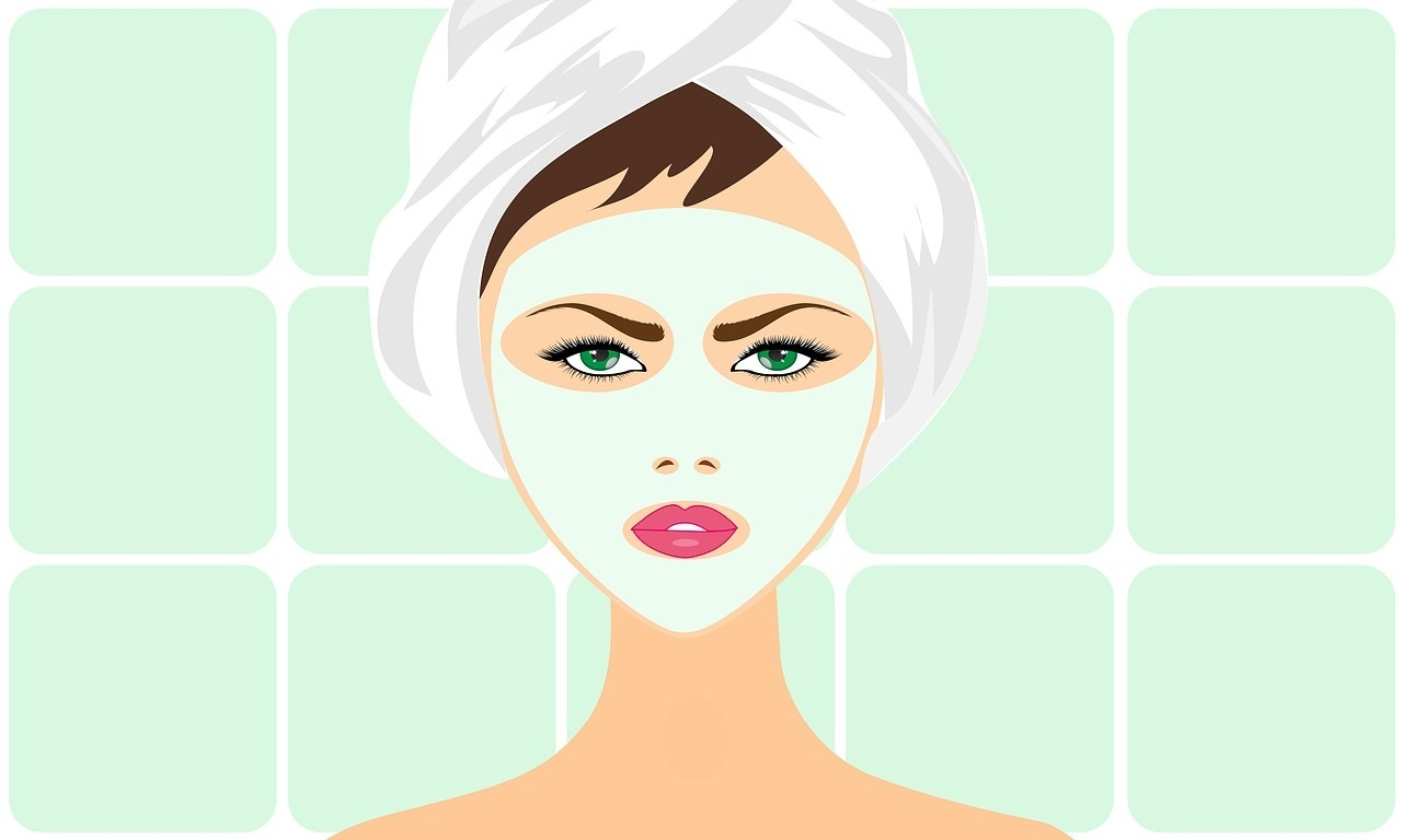 facial masks for glowing skin