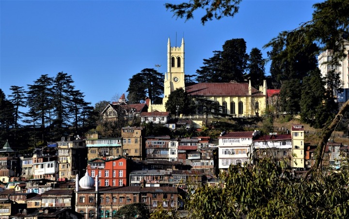 Shimla is one of the best hill station of India