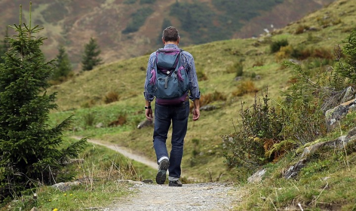 trekking is really very good for diverting your mind in a good way