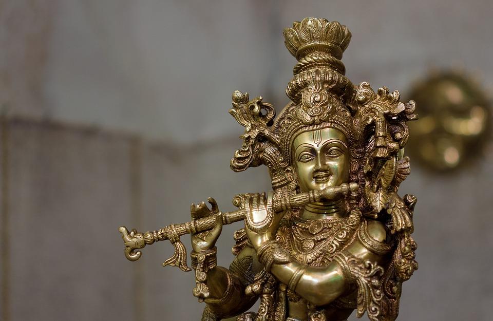 lord krishna eighth incarnation of lord vishnu
